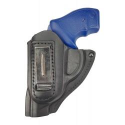 IWB 11Li Leder Revolver Holster für Taurus 85 für Linkshänder VlaMiTex