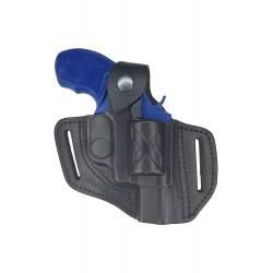 R1 Leder Revolver Holster für Taurus 85 VlaMiTex