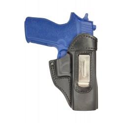IWB 3 Leder Holster für Sig Sauer P229 VlaMiTex