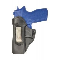 IWB 3Li Leder Holster für Sig Sauer P229 für Linkshänder VlaMiTex