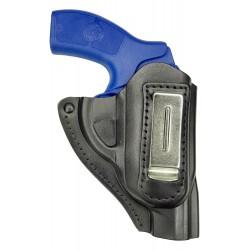 IWB 11 Leder Revolver Holster für Smith & Wesson 640 VlaMiTex