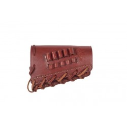 J18 Etui de Crosse .223 Calibre Marron VlaMiTex