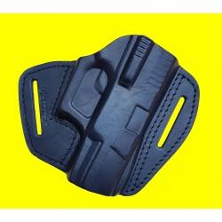 B-Ware U5 Holster en cuir pour Walther P99 / PPQ Noir VlaMiTex