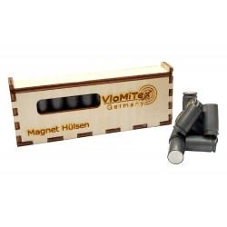 P2 Magnet Patronen Hülsen 9 mm Set für Magnettafel VlaMiTex