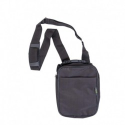S6 Bolso Bandolera para portar Armas Ocultas negro VlaMiTex