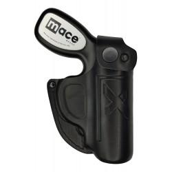 B21 Pistolera de piel para Mace negro VlaMiTex