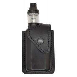 i2 Чехол кожаный для Wismec Sinuous P228 черный, VlaMiTex