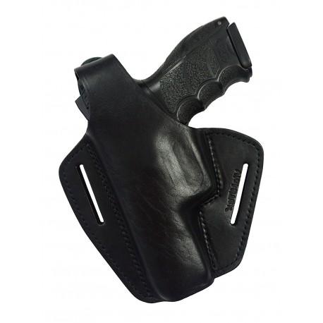 B2Li Leder Pistolenholster Gürtel Holster für HK P30 P30L