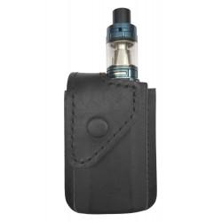 i5 Tasche für Smok Procolor kit 225w Echt-Leder Schwarz VlaMiTex