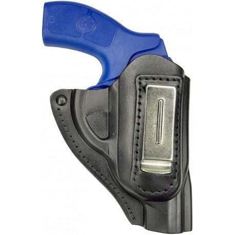 IWB 11 Leder Revolver Holster für Smith & Wesson Chiefs Special VlaMiTex