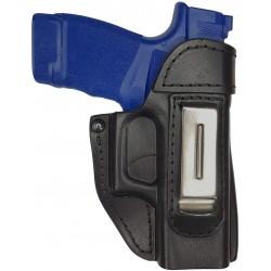 IWB 2 Кобура кожаная для пистолета Springfield Hellcat, VlaMiTex