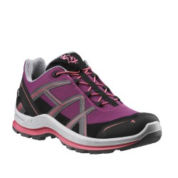 Haix Black Eagle Adventure 2.1 GTX Ws low purple-rose