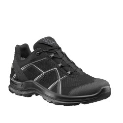 Haix Black Eagle Adventure 2.1 GTX low black-silver