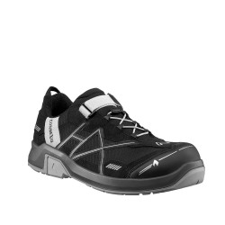 CONNEXIS Safety T S1P low black-silver
