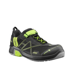 CONNEXIS Safety T Ws S1 low grey-citrus