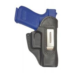 IWB 3 Leder Holster für Glock 19 23 25 32 38 44 45 VlaMiTex
