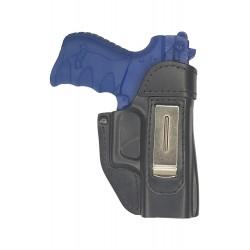 IWB 2 Leder Holster für Walther PK380 VlaMiTex