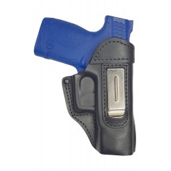 IWB 3 Leder Holster für Smith & Wesson MP 9 Compact VlaMiTex