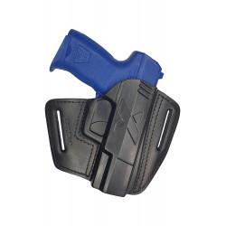 U5 100% Leder Holster für HK P2000 IPSC / BDMP Schnellziehholster VlaMiTex