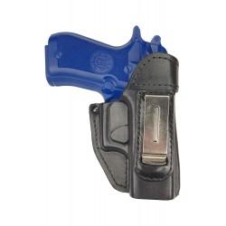 IWB 2 Leder Holster für Beretta 86 VlaMiTex