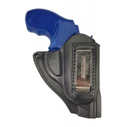 IWB 11 Leder Revolver Holster für Taurus 856 VlaMiTex