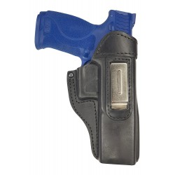 IWB 7 Leder Holster für Smith Wesson M&P40 Lauf 5 Zoll VlaMiTex