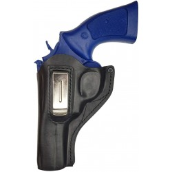 IWB 14Li Leder Revolver Holster für COLT Python für Linkshänder