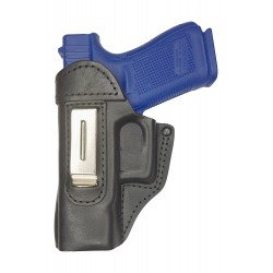 IWB 3Li Leder Holster für Glock 19 23 25 32 38 44 45 für Linkshänder