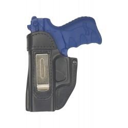 IWB 2Li Leder Holster für Walther PK380 für Linkshänder VlaMiTex
